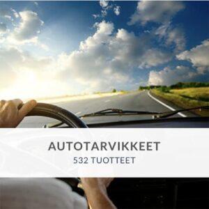Autotarvikkeet - maceakauppa.fi