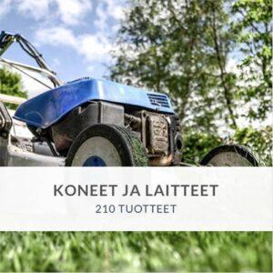 Koneet ja laitteet - maceakauppa.fi