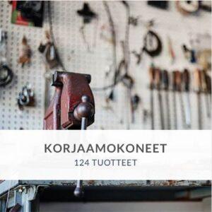Korjaamokoneet - maceakauppa.fi
