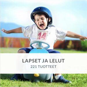 Lapset ja lelut - maceakauppa.fi