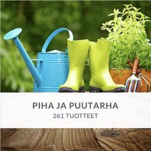 Piha ja puutarha - maceakauppa.fi