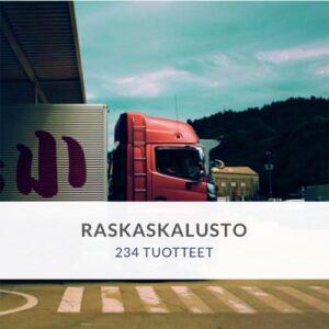 Raskaskalusto - maceakauppa.fi